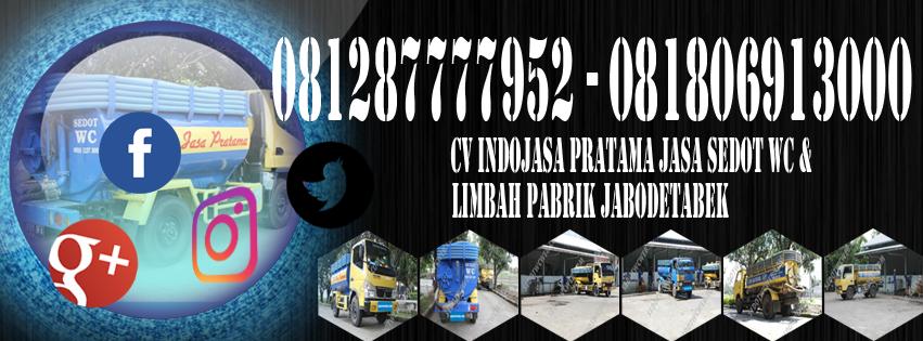 sedot wc jakarta- 081287777952 & 081806913000