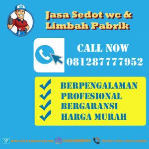 sedot wc pesing jakarta barat - 081287777952 & 081517358385