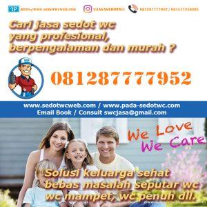 sedot wc pinangsia jakarta barat - 081287777952 & 081517358385