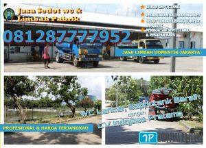sedot wc taman royal jakarta barat - 081287777952 & 021 55714384