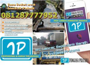 sedot wc gondrong jakarta barat - 081287777952 & 021 55714384